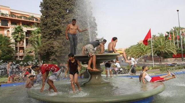نشرة انذارية.. موجة حرارة ستضرب المغرب ابتداء من غد الخميس وستصل إلى 45 درجة في هاته المناطق