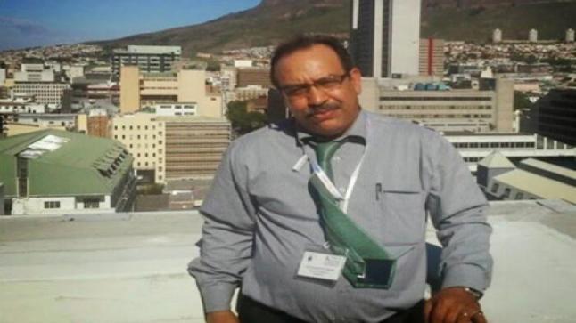 نقل رفات عالم الفيزياء النووية المغربي الذي قضى نحبه في تحطم الطائرة الإثيوبية