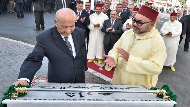 بعد سنوات من العزوف.. اليوسفي يتحدث عن علاقته بالحسن الثاني ومحمد السادس وحصيلة حكومة التناوب