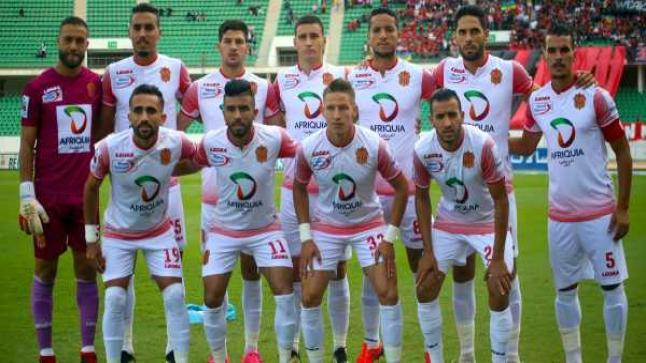 """نادي حسنية أكادير يسجل 9 إصابات جديدة ب""""كورونا"""" قبل خوض نصف نهائي كأس الكونفدرالية"""