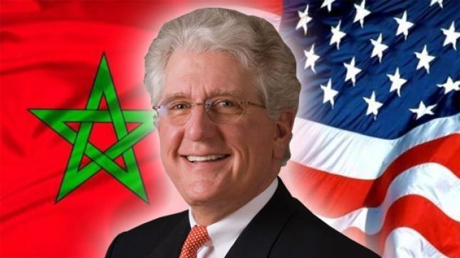 تفاصيل مثيرة حول مراكمة السفير الأمريكي بالمغرب المليارات من جائحة كورونا