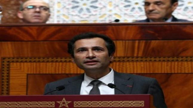 مشروع قانون المالية.. بنشعبون يحل غدا الاثنين ضيفا على غرفتي البرلمان