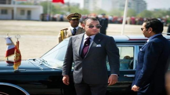 الملك محمد السادس يحل ضيفاً على والدته بمنطقة النخيل بمراكش