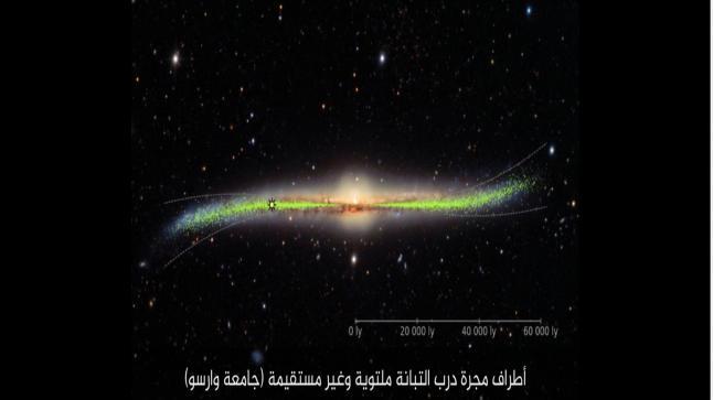 مفاجأة علمية.. شكل مجرتنا أعجب مما نتصور