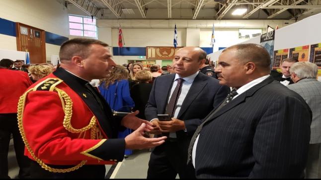 هكذا يحرص الجيش الكندي على حماية تدين جنوده المسلمين