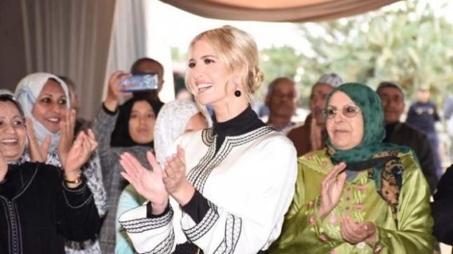 حديث مع محمد السادس/ لقاءات مع مسؤولين حكوميين/ زيارة ميدانية.. تفاصيل عن زيارة إيفانكا ترامب إلى المغرب