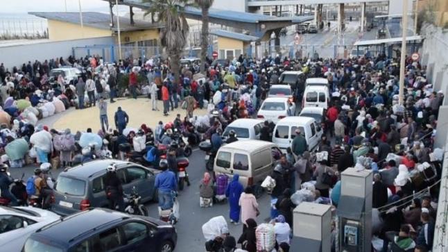 هكذا يخطط المغرب لجعل حدود سبتة ومليلية شبيهة بالمطارات
