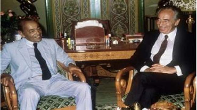إسرائيل تحيي ذكرى وفاة الحسن الثاني.. هذا ما قالته عنه