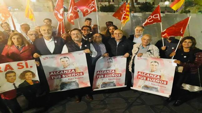 """الإتحاد الإشتراكي يقود حملة إنتخابية في أوساط """"مغاربة إسبانيا"""" للتصويت لصالح الحزب الإشتراكي العمالي"""