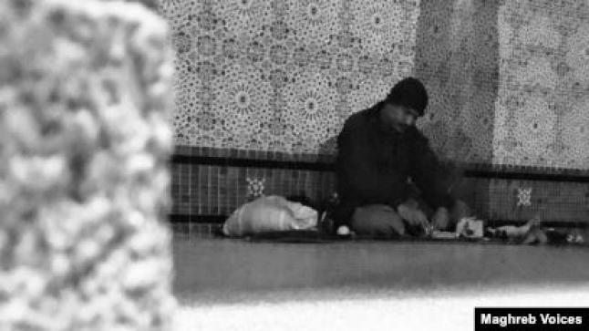 على الطريقة الأميركية.. حمام متنقل للمشردين بالمغرب!
