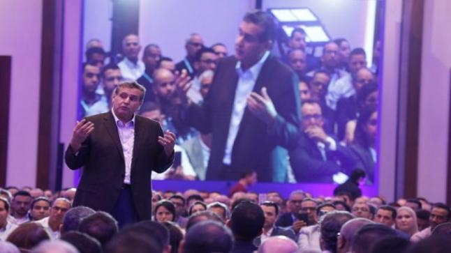 أخنوش يتمرٌد على التعليمات الملكية ويحرٌض وزراء حزب التجمع الوطني للأحرار على مقاطعة اللقاءات الحكومية!