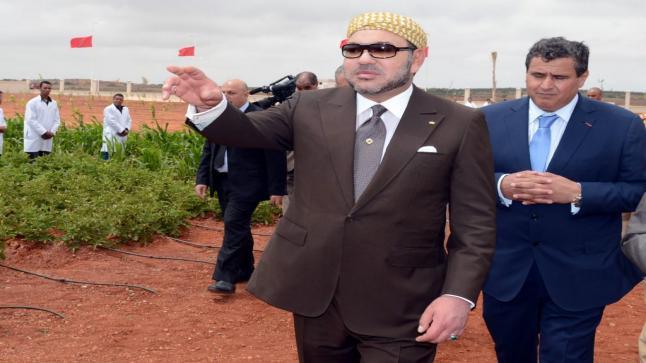"""نهاية صديق محمد السادس!.. التفاصيل الكاملة لإنهيار إمبراطورية """"الطاغية أخنوش"""" في محطة """"تغازوت باي"""""""