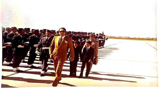تعليق طريف من الأمير هشام على صورة نادرة تجمعه بمحمد السادس