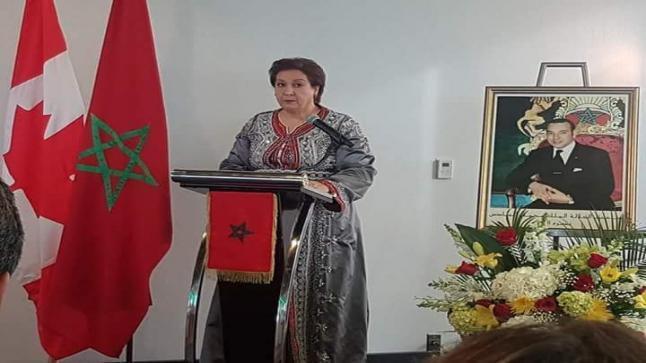 سفارة المغرب بكندا تحدث خلية اليقظة والتواصل مع الجالية المغربية المقيمة بكندا