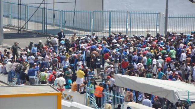 """تفاصيل إطلاق سبتة لإختبارات الحدود """"الذكية"""" مع المغرب للحد من تنقل الأشخاص"""