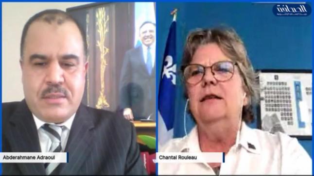 وزيرة بحكومة كيبيك…التعاون بين المغرب والكيبيك ممكن لسد حاجيات المقاطعة من اليد العاملة