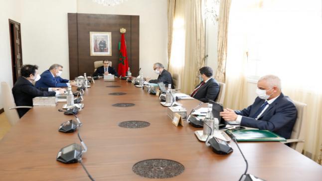 مشروع قانون المالية 2021 على طاولة مجلس الحكومة