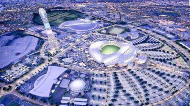 قطر تطلق شعار كأس العالم 2022 في 24 دولة الثلاثاء المقبل