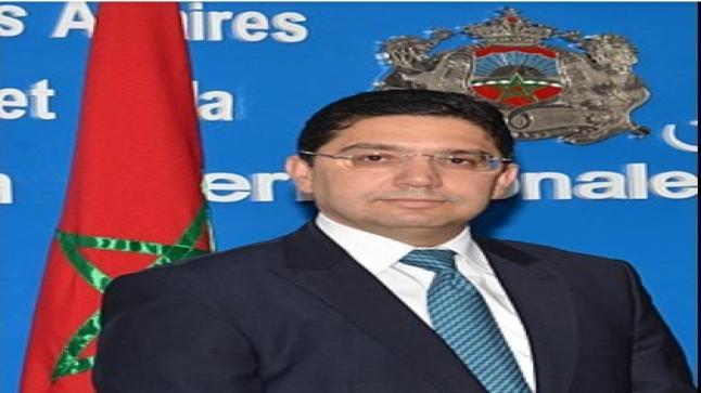 بوريطة.. رؤية ملكية قائمة على الاستباق أطرت استجابة المغرب لمواجهة كورونا