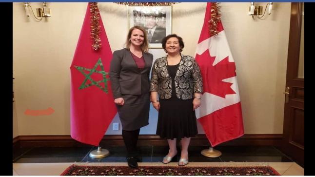 سفارة كندا بالرباط تنشر بلاغا يخص المغاربة الحاصلين على التأشيرة الدائمة للهجرة إلى كندا