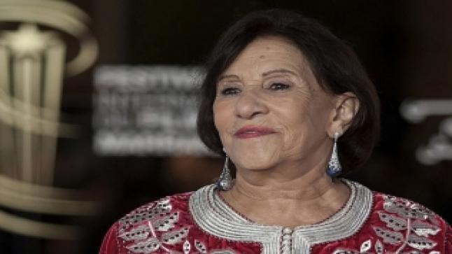 أمينة رشيد .. أيقونة التمثيل والمسرح والسينما بالمغرب