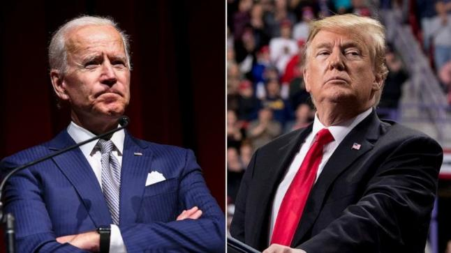الأمريكيون يترقبون المواجهة الأولى بين ترامب وبايدن