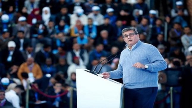 رسالة إلى عزيز أخنوش: المغرب لن يكون ملكا ولن يكون قطيعا يقاد كما تريد وعليك أن تقدم الحساب للمغاربة حول ما قدمته حكوميا وسياسيا وحزبيا