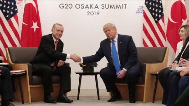ترامب: سياسات أوباما تسببت لنا في أزمة مع تركيا