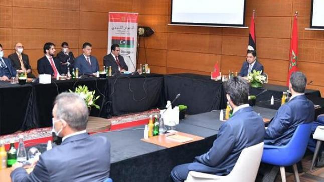 المجلس الأعلى للدولة الليبي: لم نتفق في بوزنيقة على نقل المصرف المركزي إلى سرت
