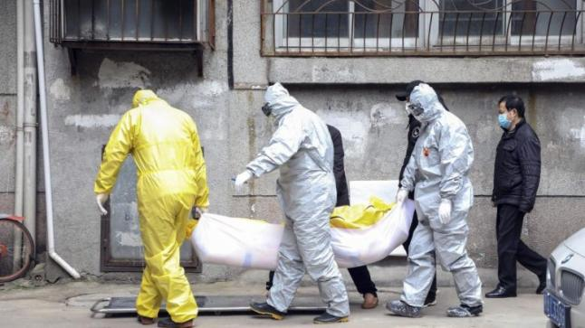 """""""كورونا"""" باق ويتمدد.. 397 حالة جديدة في الصين و109 وفيات جديدة"""