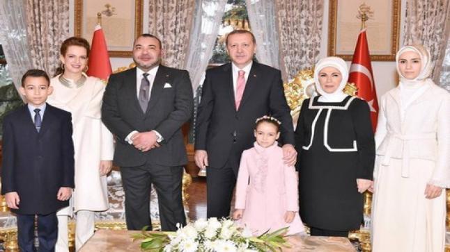 سيلتقي محمد السادس.. الرئيس التركي أردوغان في زيارة عمل للمغرب