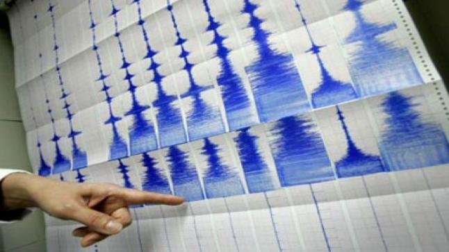تسجيل هزة أرضية بقوة 3.9 درجات بإقليم بولمان