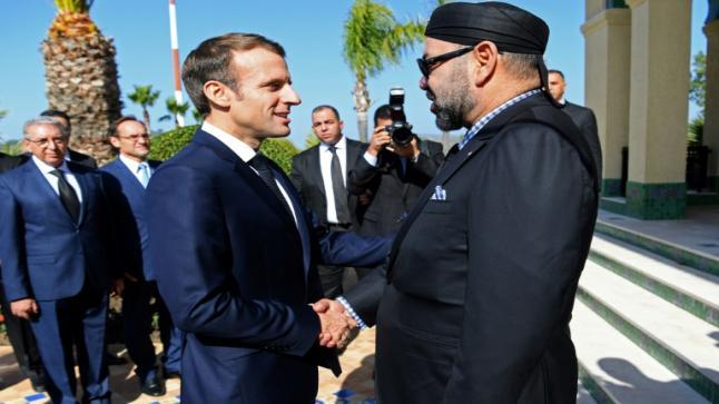 محمد السادس في رسالة للرئيس الفرنسي: الشراكة المغربية الفرنسية متميزة وما فتئت تتوطد وتتطور