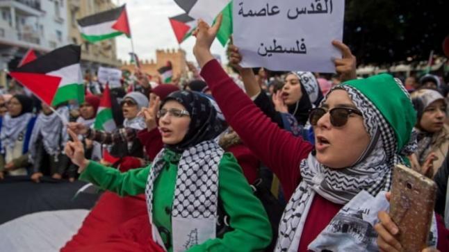 """احتجاجات على مشاركة فنانين تشكيليين مغاربة في """"معرض فني"""" بالقدس المحتلة"""