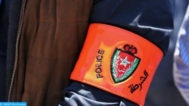 عناصر الأمن العمومي بمكناس تضطر لاستعمال السلاح لتوقيف شخص يشتبه في تورطه في سرقة سيارة