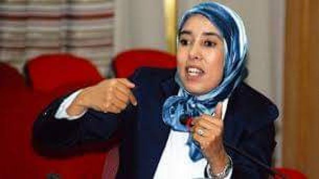 قيادية في حزب العدالة والتنمية ترد على مبادرة الزفزافي