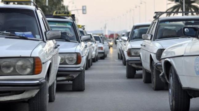 سائقو سيارات الأجرة في زمن الجائحة إشكالات وبوادر لحل الأزمة