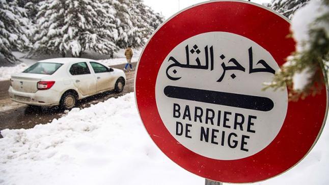 سكان المغرب العميق يعيشون أقسى درجات العزلة وسط صقيع الأطلس