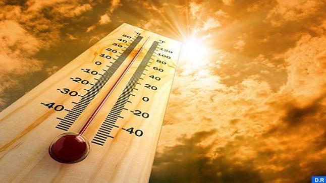 نشرة خاصة!.. موجة حرارة بعدد من مناطق المغرب من السبت حتى الاثنين تصل إلى 46 درجة